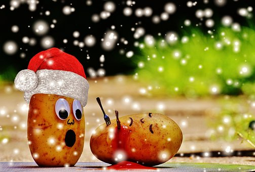 Murderous Christmas, Murder, Funny, Fun, Christmas Time