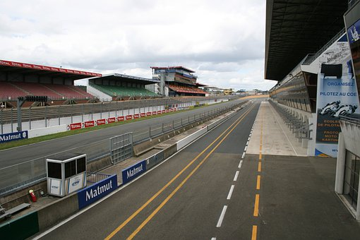 Le Mans, Belgium, Pitsstraat