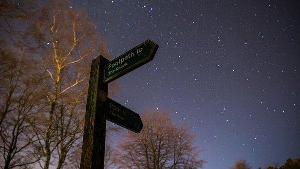 Stars, Astro, Space, Astronomy, Galaxy, Sky, Way, Milky