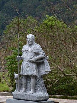 Taiwan, China, Taroko, Taroko Gorge, Indigenous People
