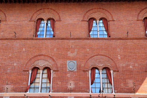Ornament, Window, Facade, Historic Building, Brick