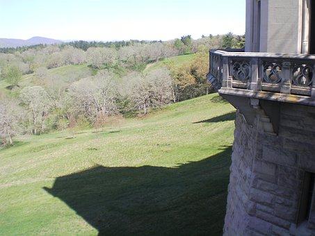 Biltmore, View, Nature