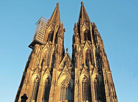 Cologne Cathedral, Dom, Historic Preservation, Spires