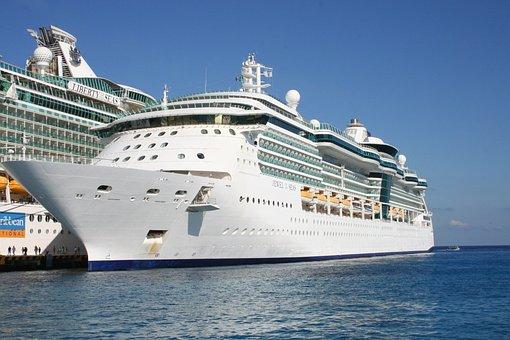 Cruise Ship, Royal Caribbean, Jewel Of The Seas
