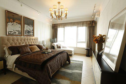 Sample Room, Shenzhen, Estate, Bedroom, Restaurant
