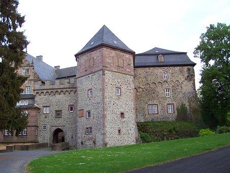 Edmond Castle, Castle, Lauterbach, Upper Hesse