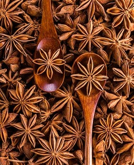 Anise, Spices, Seeds, Sprockets, Aroma, Mulled Wine