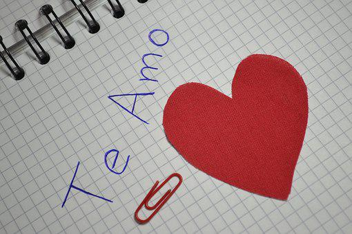 Love, Heart, Red, Address Book, Student, I Love You
