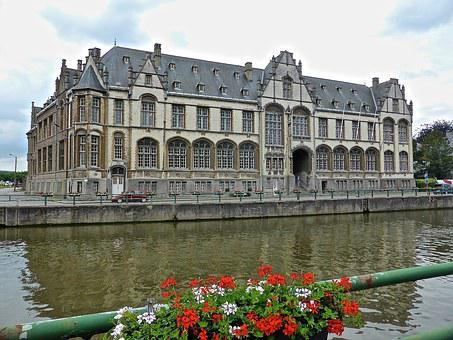 Townhall, Roermond, Architecture, Landmark, Historic