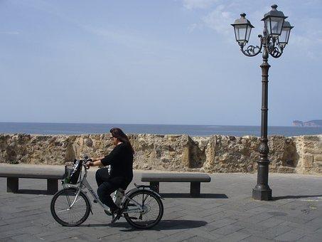 Alghero, L'alguer, Sardinia, Sassari, Italy, City