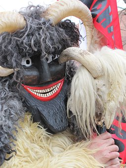 Busó, Costume, Carnival