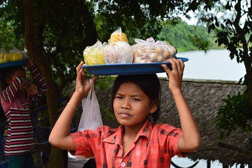 Cambodia, Femaile, Culture