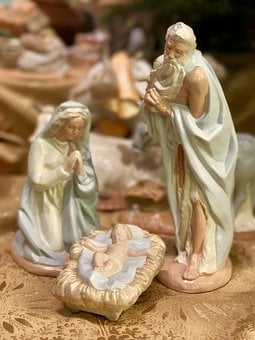 Christmas, Jesus, Christmas Nativity, Religious, Manger