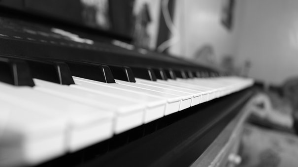Music, Keyboard, Classic, Acoustic, Piano, Musical