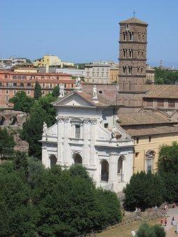 Rome, Italy, Architecture, Italian, Ancient, Europe