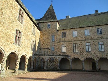 Court, Castle, Building