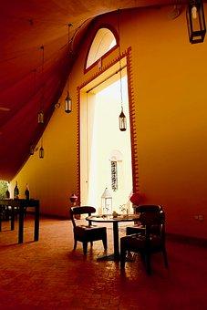Club Med, Marrakech, Morocco, Med Club, Coffee
