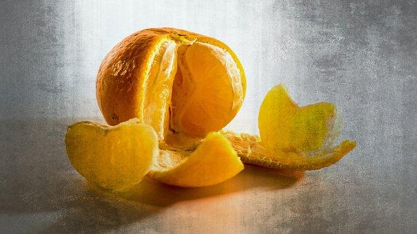 Fruit, Clementine, Vitamins, Mandarin, Delicious