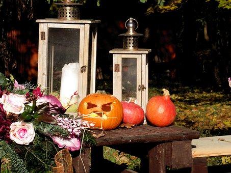 The Feast Of The, Halloween, Pumpkin, Zadusznych