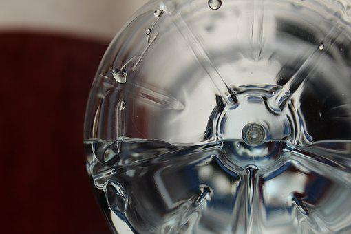 Form, Abstract, Plastic, Bottle, Water, Foreground