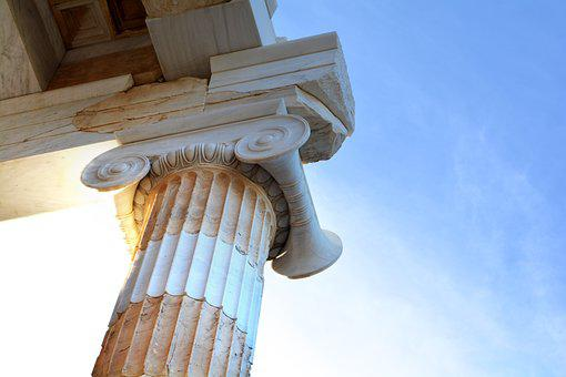 Greece, Column, Athens, Culture, History, Parthenon
