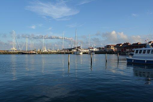 Thyborøn, Port, Danmark