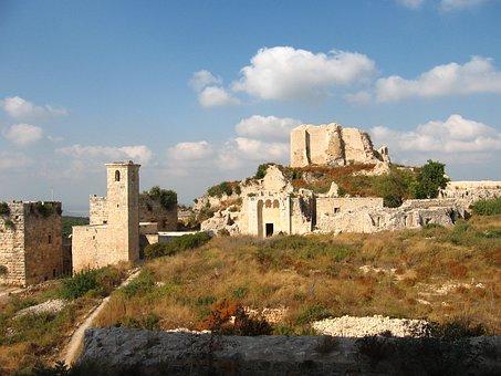 Rahmani, Syria, Castle, Saladin