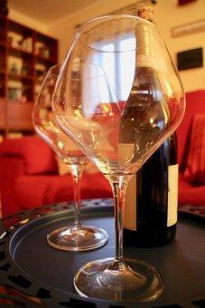 Brindisi, Party, Glasses, Aperitif, Wine, Drink