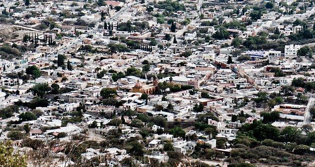 Bernal, Houses, Mexico, Travel