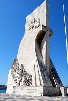 Monument, Explorers, Lisbon, Portugal