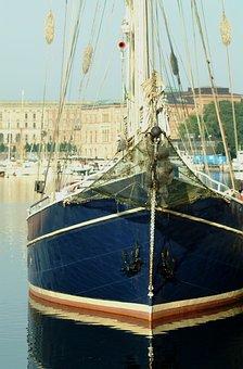 Ship, Acts, Boat, Sailboat