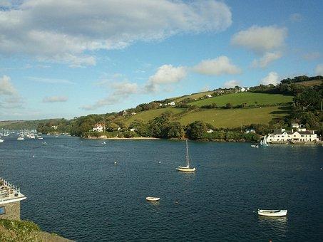 Boats, Sea, Travel, Sail, Yacht, Vacation, Landscape