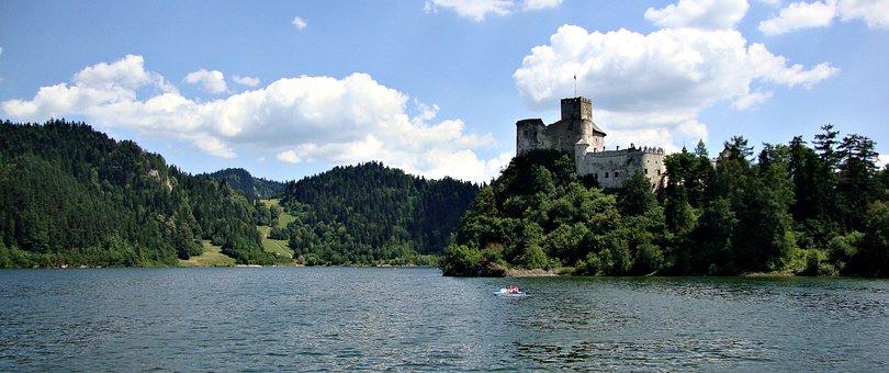 Niedzica, Castle, Monument, History, Tourism