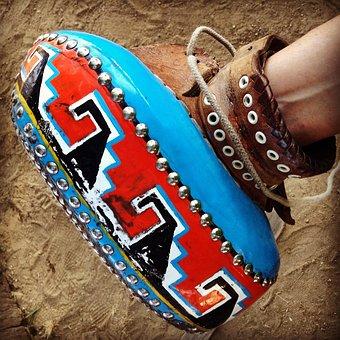 Glove, Mixtec Ball, Tradition