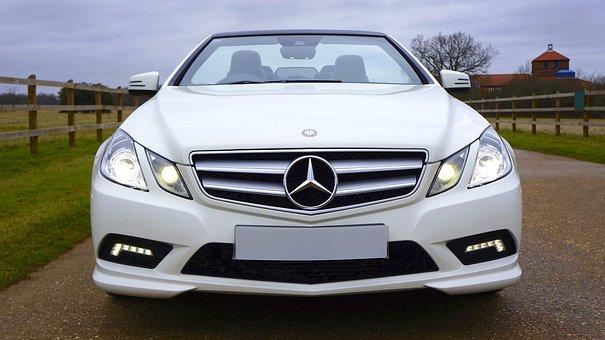 Car, Mercedes, Transport, Auto, Motor, Vehicle, Luxury