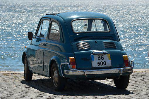Oldtimer, Fiat, Fiat 500, Auto, Classic, Vehicle, Old