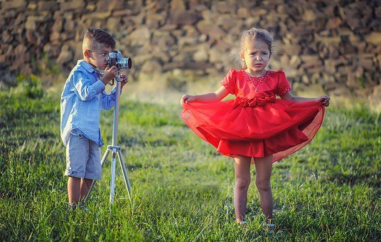 Fashion, Children, Amazing, Baby, Child, Color