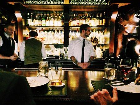 Bar, Pub, Drinks, Nightclub, Bartender, Waiters