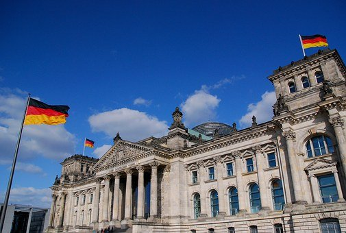 Reichstag, Berlin, Government Buildings, Bundestag