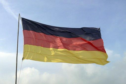 Germany Flag, Flag, Black Red Gold, Germany