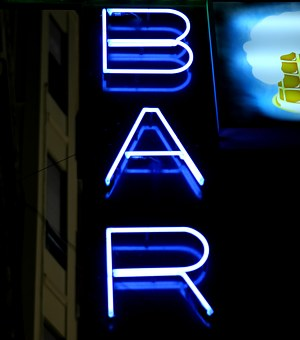 Alcohol, Bar, Beer, Black, Blue, Bright, Business, City