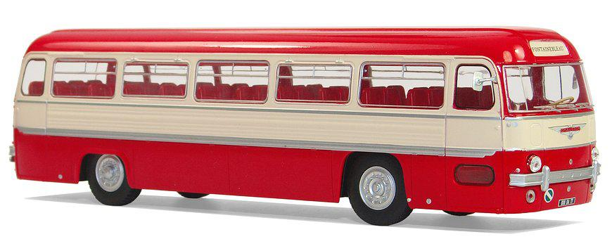 Chausson, Ang, 1956, Model Buses, Hobby, Collect, Buses