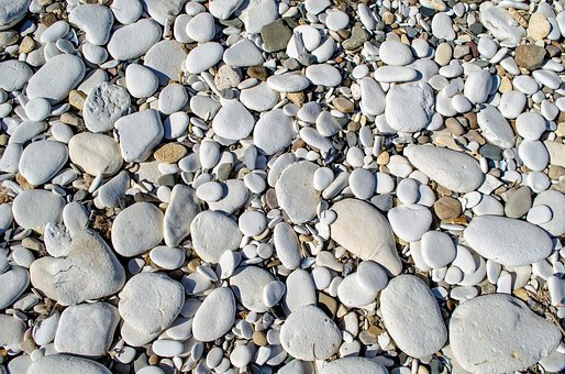 Stone, Background, Abstract, Rock, Zen, Beach, Close-up