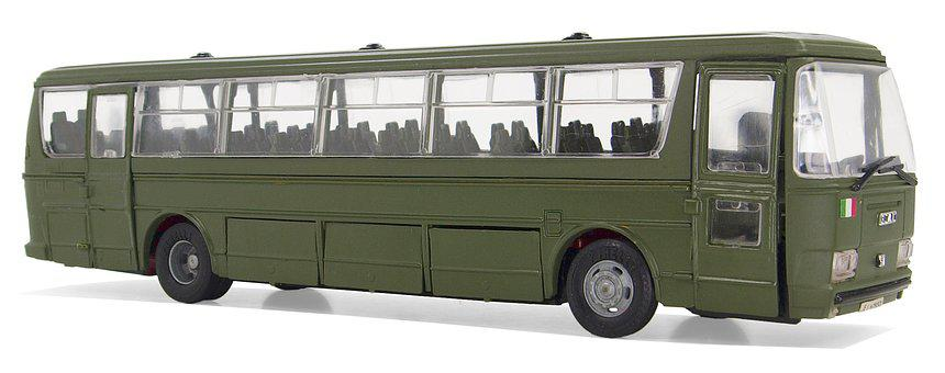 Fiat, Typ 370, Italy, Military, Hobby, Buses, Collect