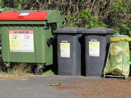 Garbage, Waste Separation, Disposal, Waste Disposal