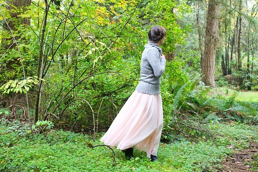 Girl, Lost, Woods, Woman, Missing, Forest, Fairy Tale