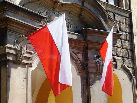 Poland, Flag, The Nation, Polish Flag, Flag Of Poland