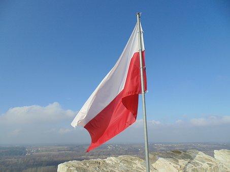 Flag, Poland, Polish