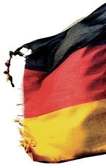 Flag, Republic, Choice, Color, German, Germany, Fabric
