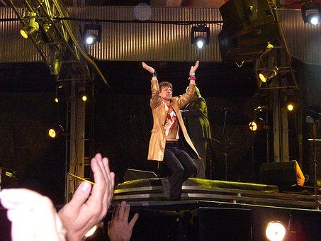 Mick Jagger, Rolling Stones, Concert, Performer